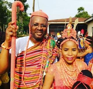 founder of nollywood isaac izoya wedding