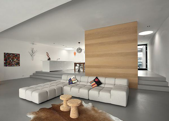 FGGD Arquitectura: INTERIORISMO - Minimalismo