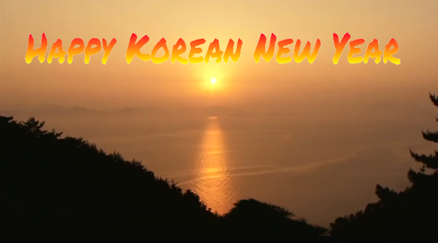 Korean New Year-Seollal