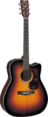 Đàn Guitar Acoustic điện Yamaha FX370C