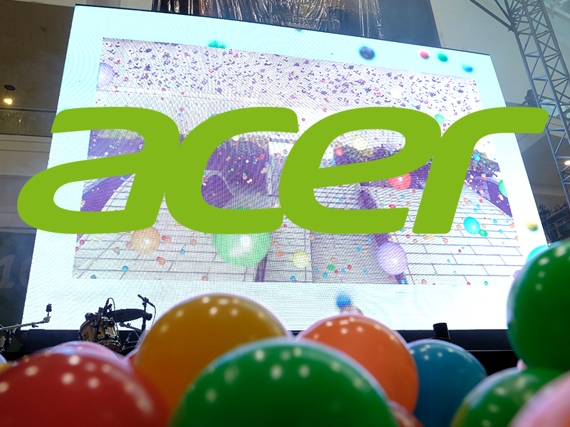 Acer PH Celebrated World Acer Day With Ball Pit Party!
