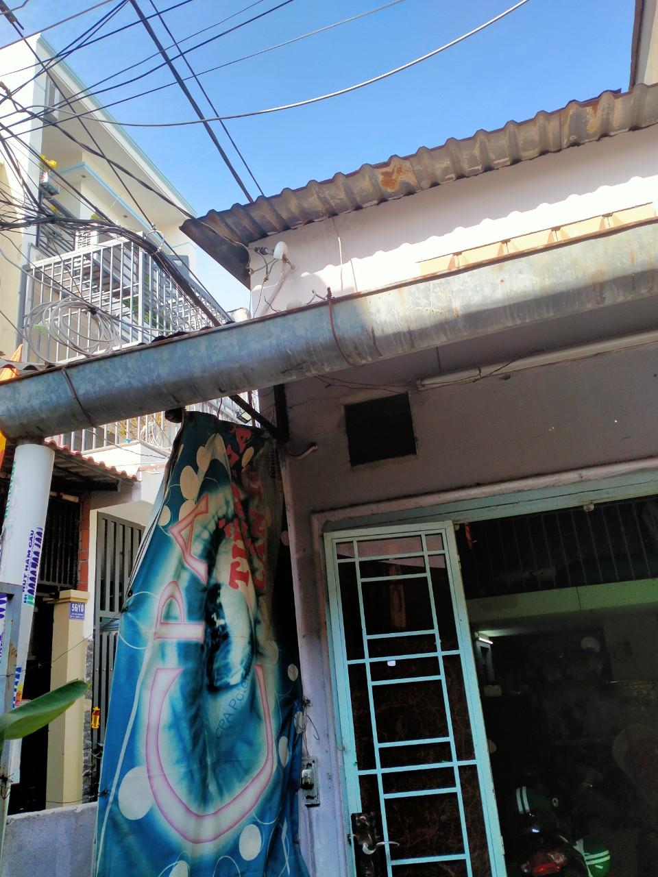 Bán nhà quận Bình Tân dưới 2 tỷ sổ hồng riêng đường số 3 Bình Hưng Hòa A