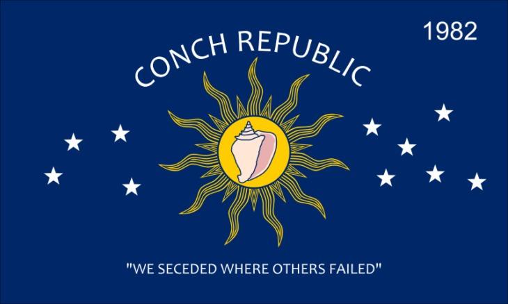 La República de Conch la micronación que se burló de EUA