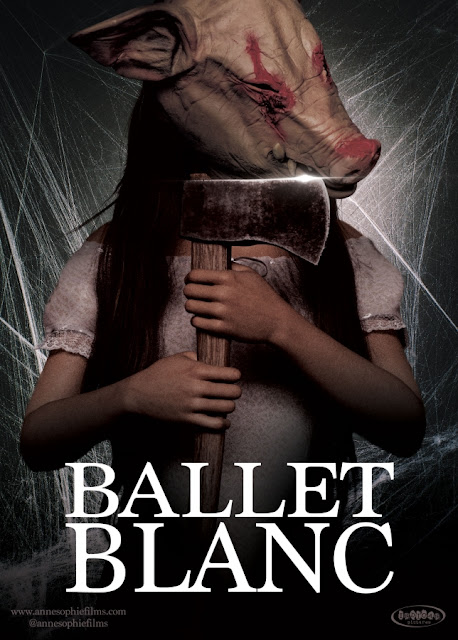 Ballet Blanc Poster