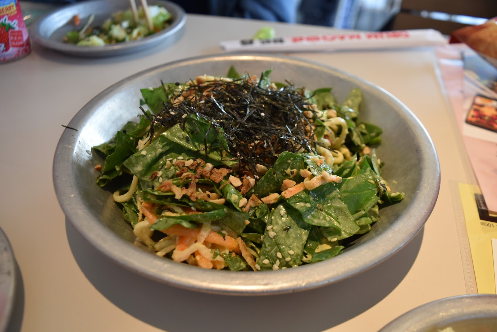 Sumo Soba Noodle Salad at Tin Drum Asian Kitchen