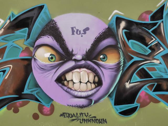 Delacombe Street Art | Cax One