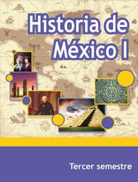 Historia de México I Tercer Semestre Telebachillerato