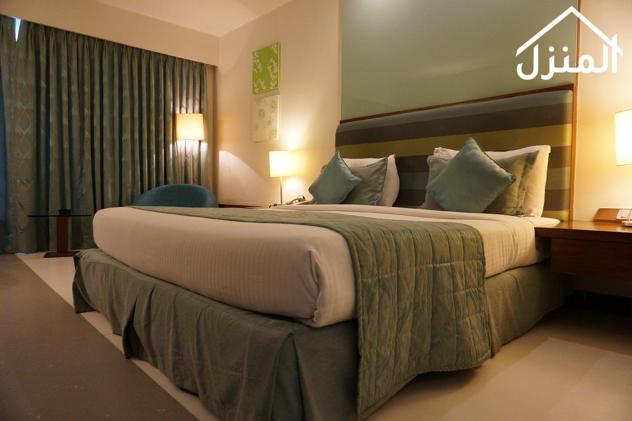 ديكور غرف نوم فنادق
