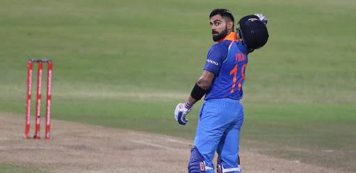 How many ODI matches have Team India won when Kohli made century?  विराट कोहली के कितने शतक एकदिवसीय मैंचों में जीत की सफलता में शामिल हुये हैं ?