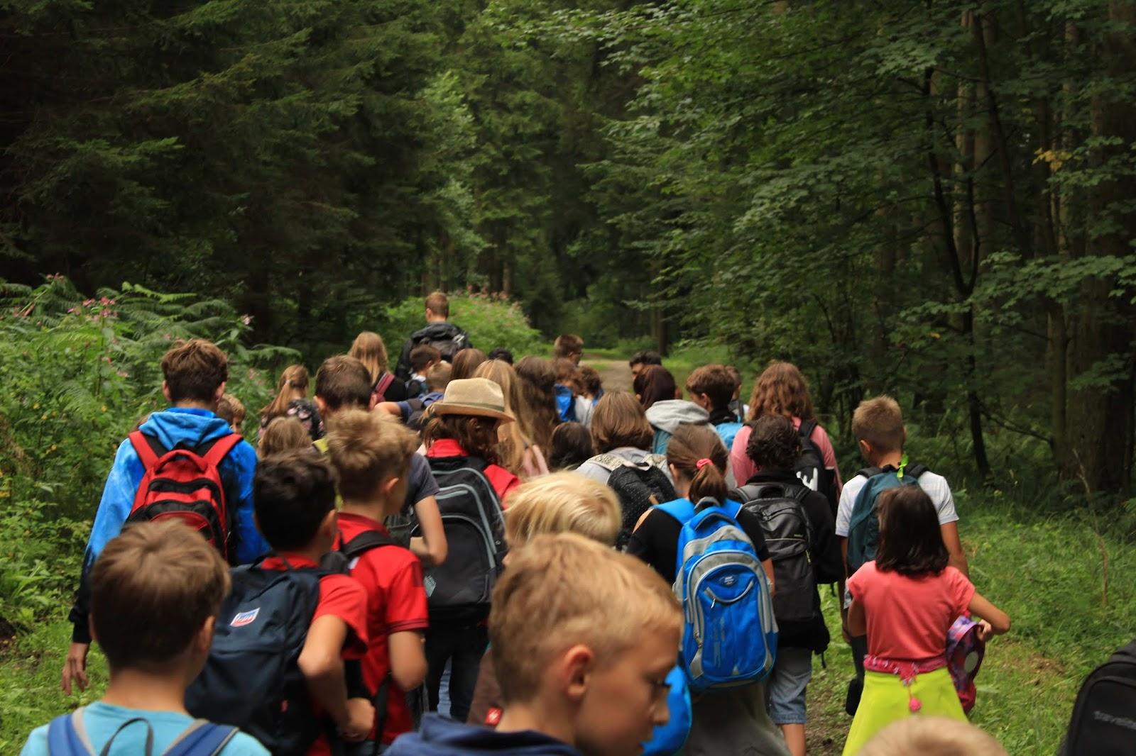 Kleines Lager Sommerferienfreizeit Der Se Zell A H August 2019