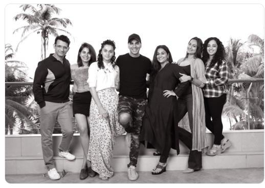 अक्षय कुमार की फिल्म मिशन मंगल 15 अगस्त को होगी रिलीज