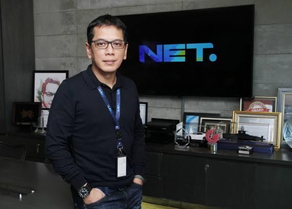 Akbar Faisal Sindir Wishnutama yang Memimpin NET TV Bangkrut kok Jadi Menteri