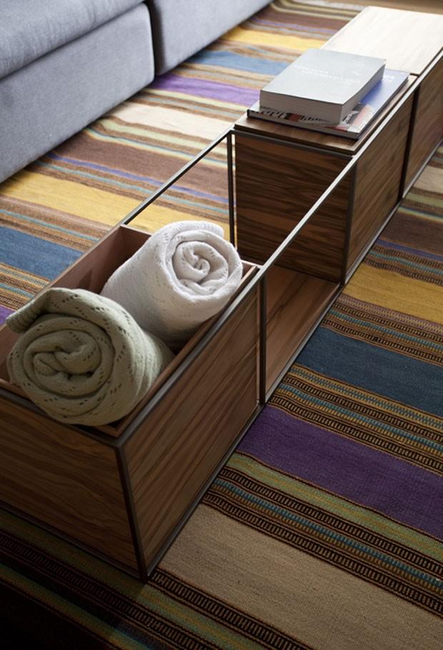 decoracao alternativa de apartamento: de apartamento com decoração colorida! – Jeito de Casa – Blog de