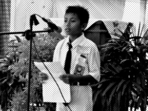 Pidato perpisahan sekolah bahasa Sunda