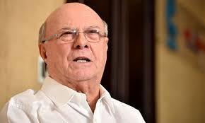 """Hipólito Mejía: """"Apoyaremos sin reservas a quien Luis Abinader escoja para que le acompañe en la vicepresidencia""""."""