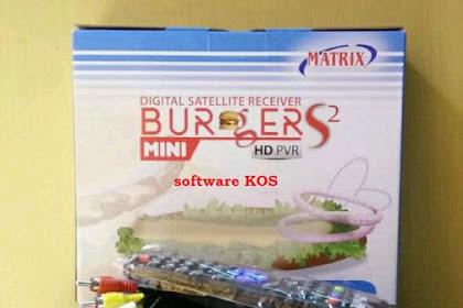 Software KOS Matrix Burgers S2 Mini - New Bisskey 2021