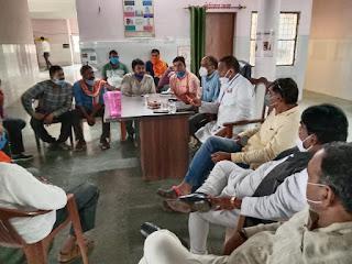 #JaunpurLive : सीएचसी चांदपुर को भाजपा जौनपुर के जिला उपाध्यक्ष सुधाकर उपाध्याय ने लिया गोद