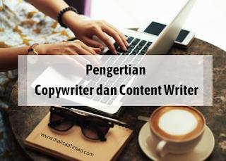 Copywriter adalah orang yang menulis untuk mempengaruhi pembaca melakukan hal yang diinginkan oleh klien.