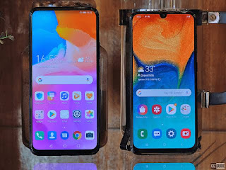 Huawei Y9 Prime 2019 vs Samsung Galaxy A30: which is the better mid-ranger?