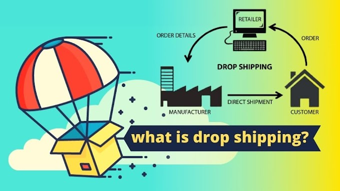 What is Drop shipment Business ? How to make money from it?