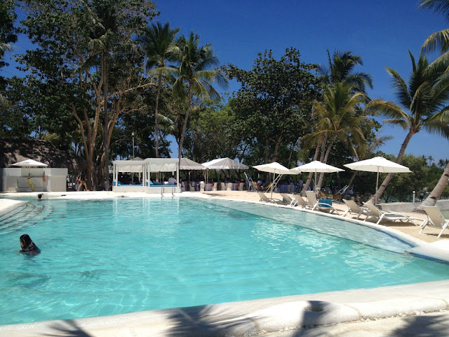 Swimming pool at Pacific Cebu Resort