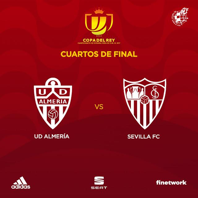 Almería Sevilla Copa