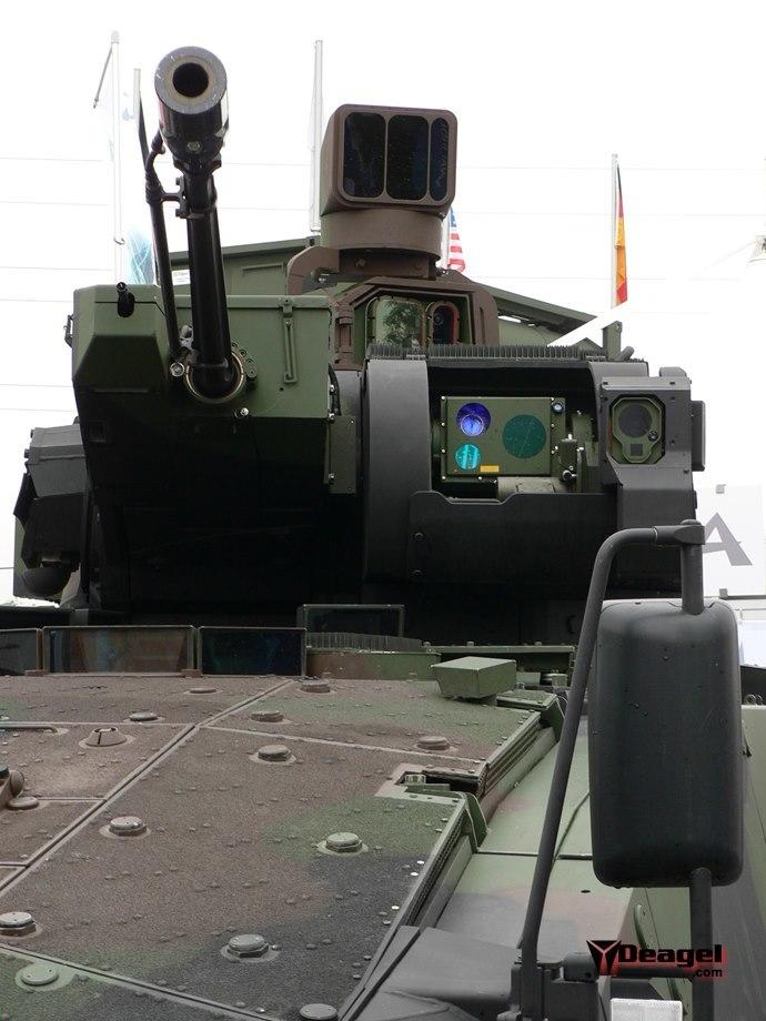 Башта БМП Пума з 30-мм гарматою Мк 30-2