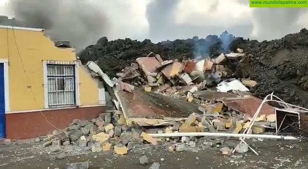 La Consejería de Obras Públicas, Transportes y Vivienda gestiona la compra de 280 viviendas para alojar a las familias que han perdido sus casas por el volcán de La Palma
