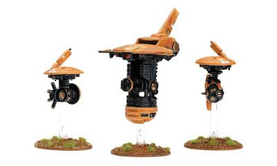 Drones Tau