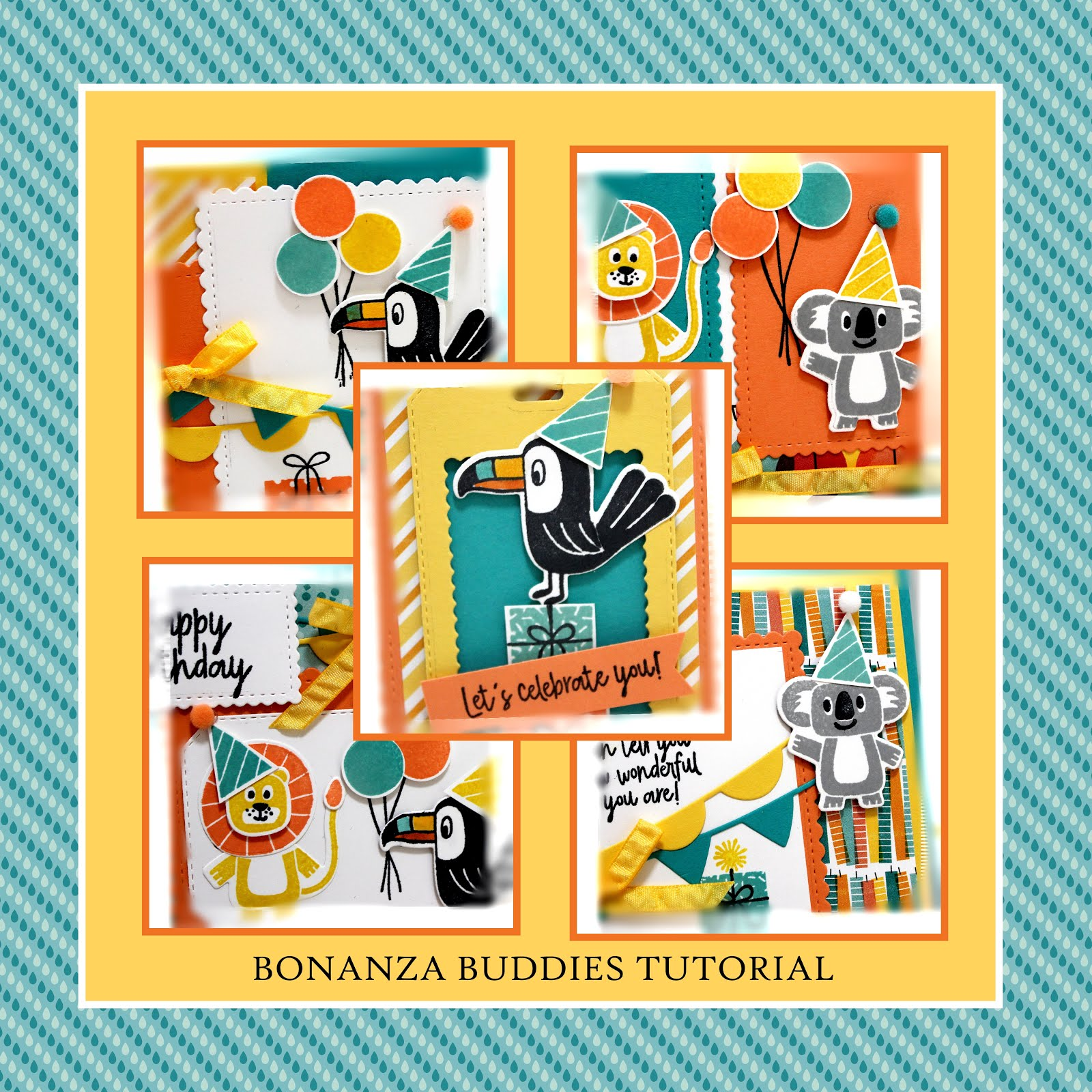 March 2020 Bonanza Buddies Tutorial