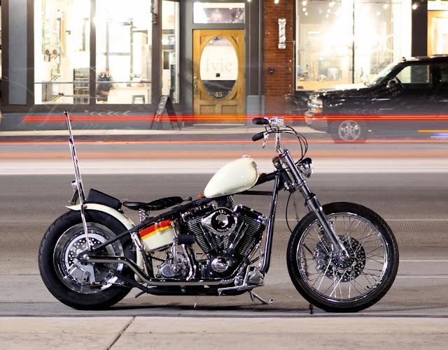 Harley Davidson By Edward Richie Hell Kustom