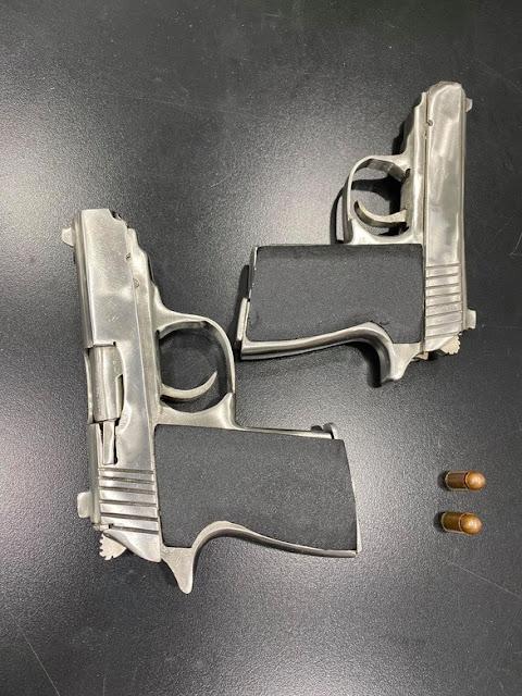 Triệt phá 'xưởng' làm súng quy mô lớn ở Hải Phòng