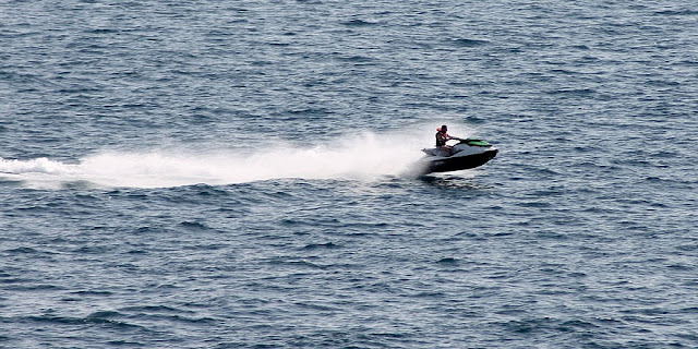 Syrian arrested in north Cyprus after arriving illegally on jet ski