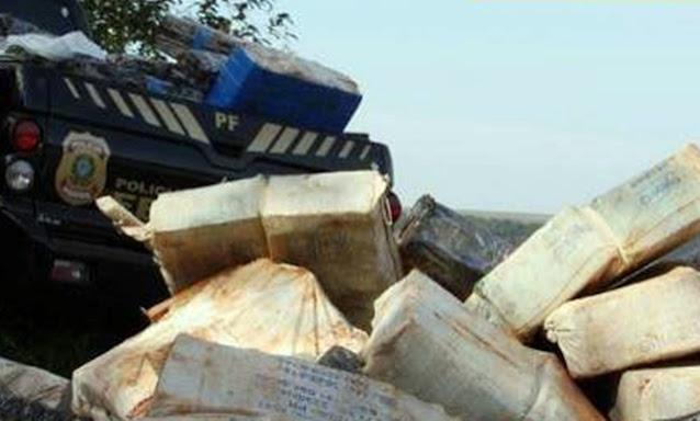 Polícia Federal deflagra a Operação Portão Fechado para coibir o contrabando de cigarros na região de fronteira