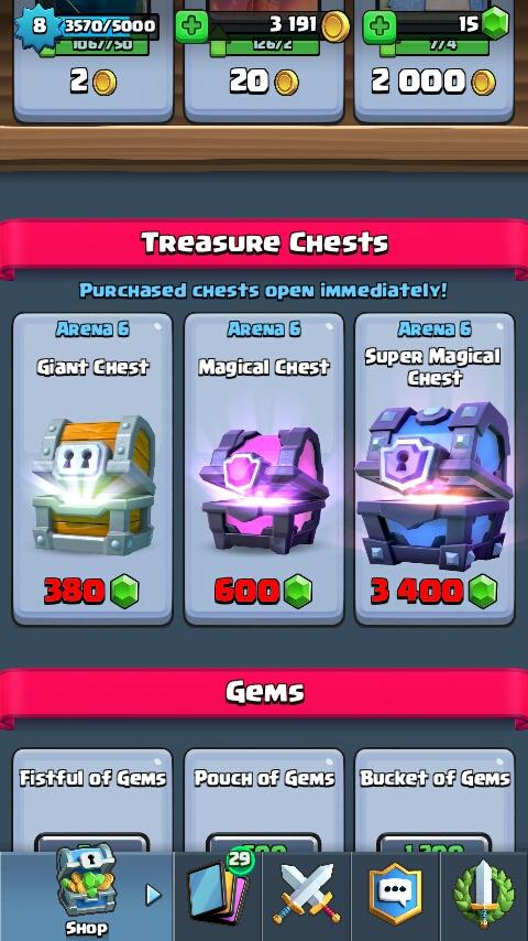 Cara Mendapat Super Magical Chest Clash Royale