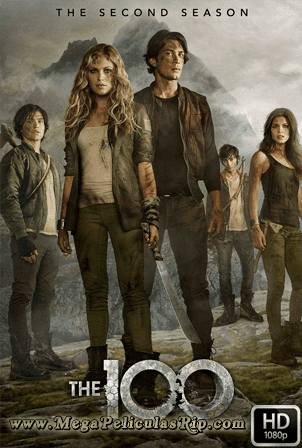 The 100 Temporada 2 [1080p] [Latino-Ingles] [MEGA]