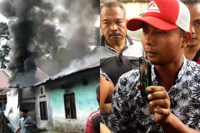 Pria Ini Nekat Terobos Pabrik Korek Api yang Kebakaran, 'Ku Tengok Tumpukan Mayat Ada Istri dan Anakku'