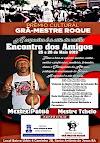 REDESC e Encontro de Capoeira na agenda do Prêmio Grã-Mestre Roque deste final de semana