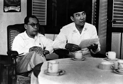 sejarah indonesia pada masa demokrasi terpimpin