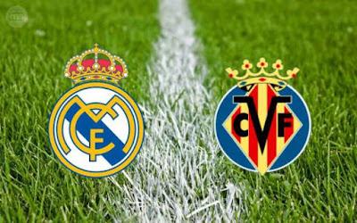 Hoy juega Real Madrid vs Villarreal