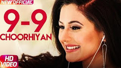 9-9 Choorhiyan Lyrics - Kirandeep Kaur | Narinder Batth | Speed Records