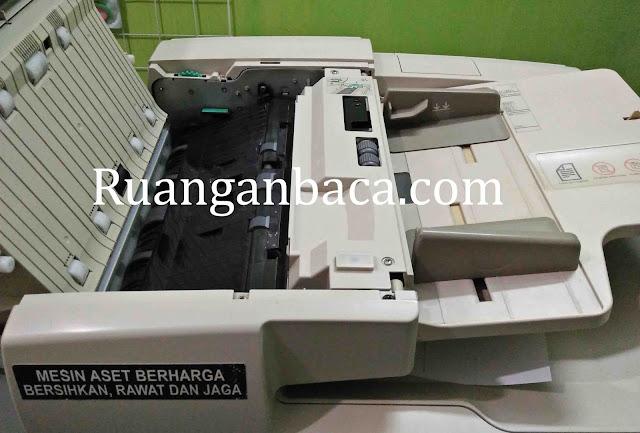 Adf Mesin Fotocopy Ir6000/5000
