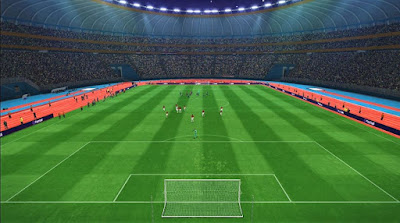 PES 2017 Stadium Aleppo International Syria