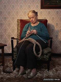 Foto de anciana