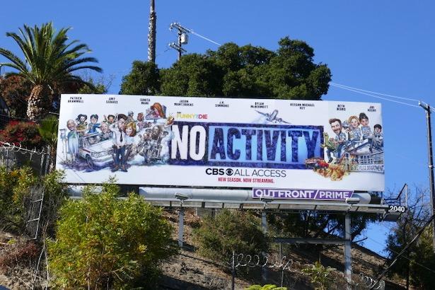 No Activity season 3 billboard