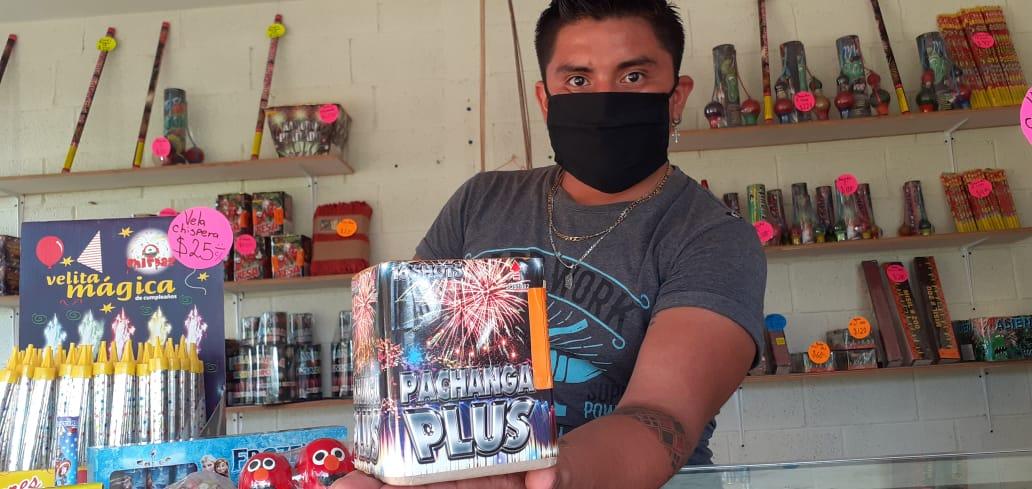 Abrió sus puertas la Feria de la Pirotecnia de Yucatán