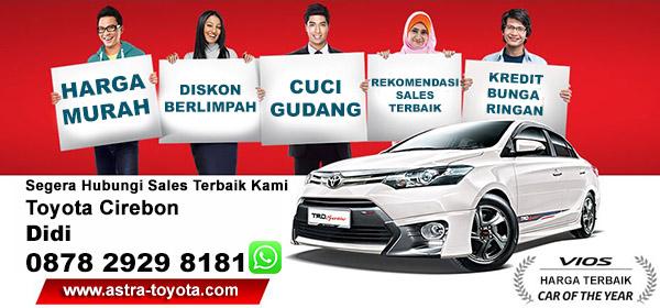 Harga Toyota Cirebon