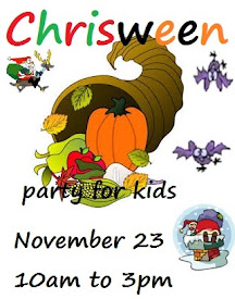 Chrisween Party