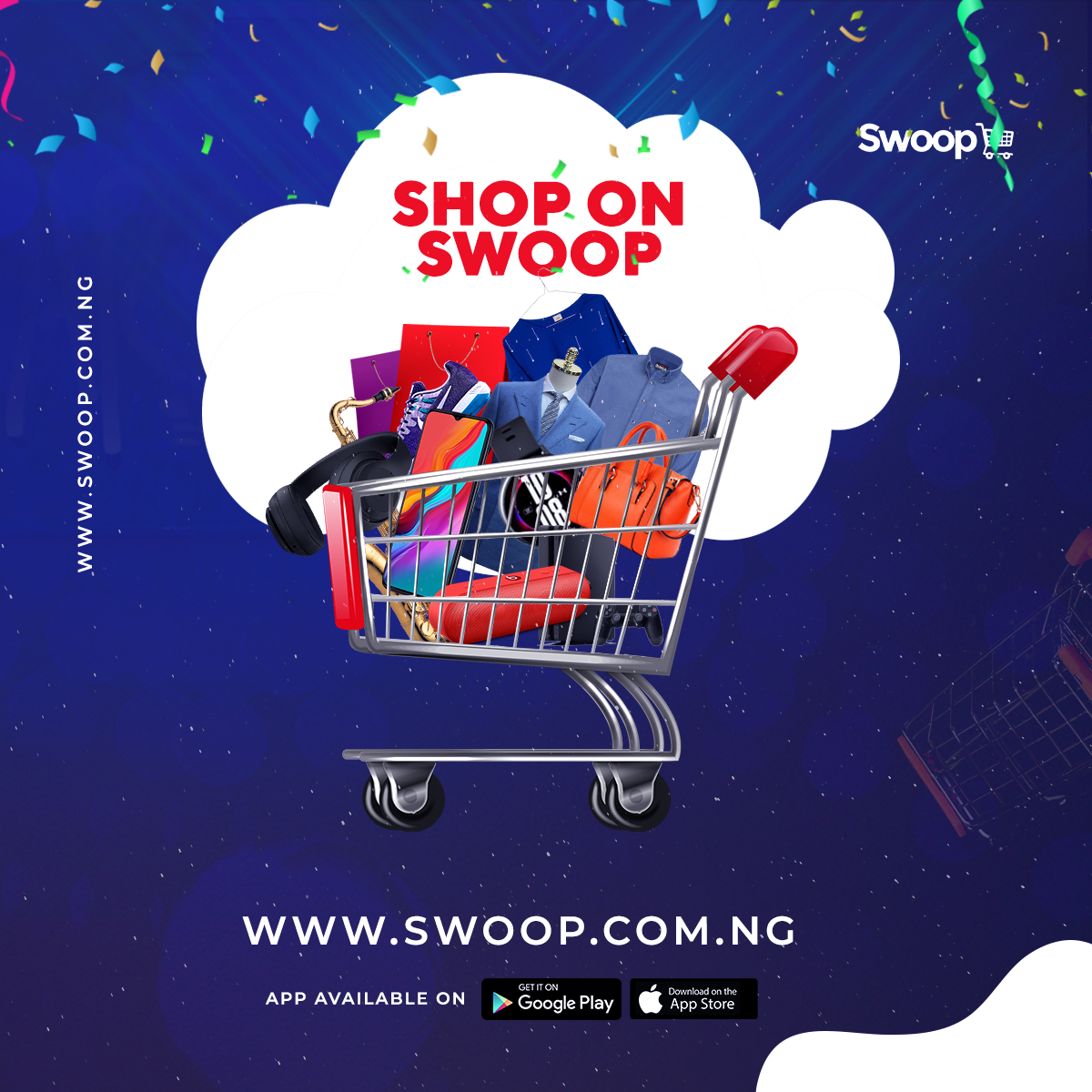Swoop.. Where Shopping Is Made Fun