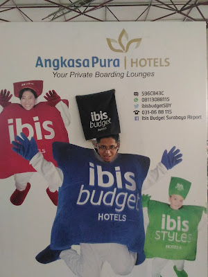 Review ibis budget Surabaya Airport